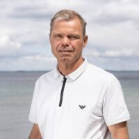 Portræt Kurt Stokbro